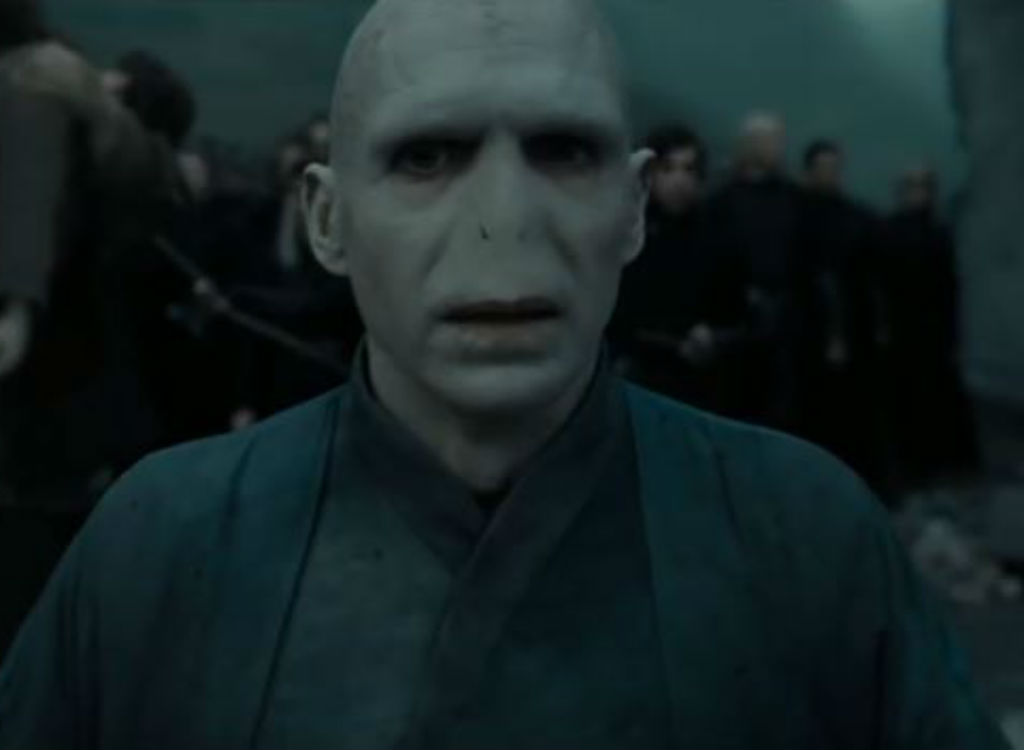 Harry Potter and the Deathly Hallows improvised movie lines