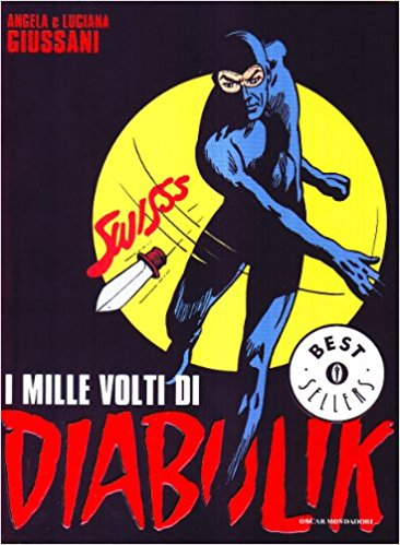 Diabolik Best-Selling Comic Books, best comics of all time