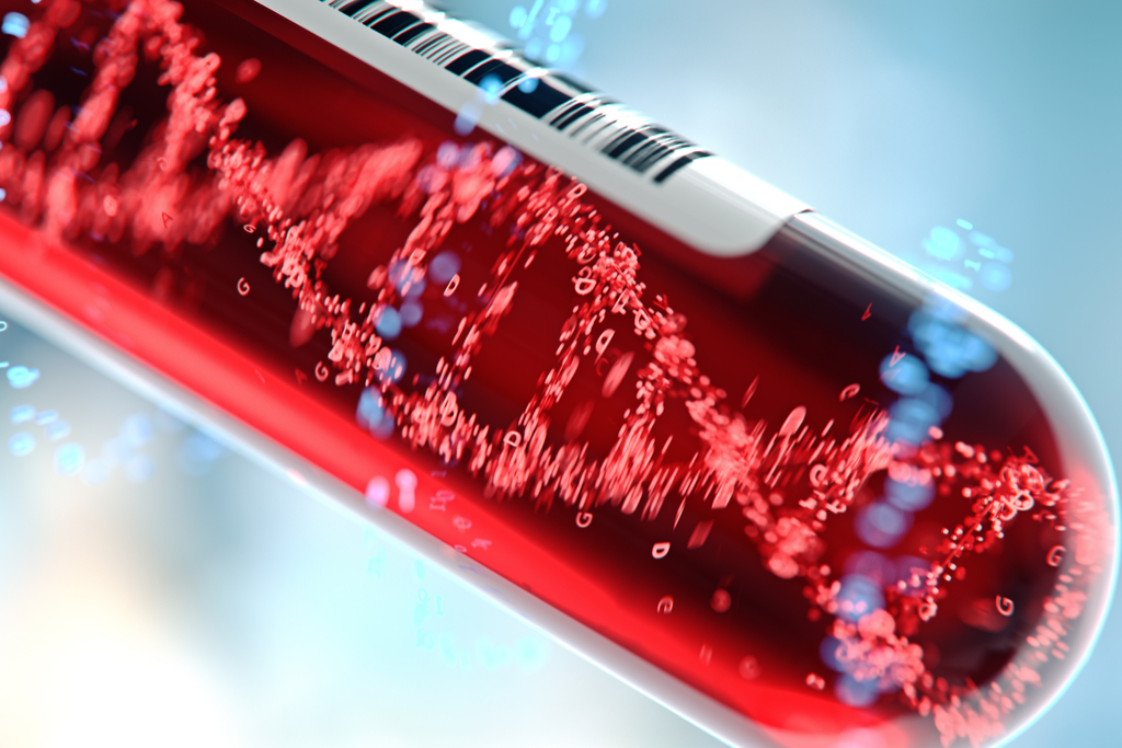 DNA in Test Tube Scientific Discoveries