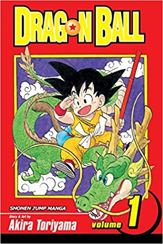Dragon Ball Best-Selling Comic Books, best comics of all time