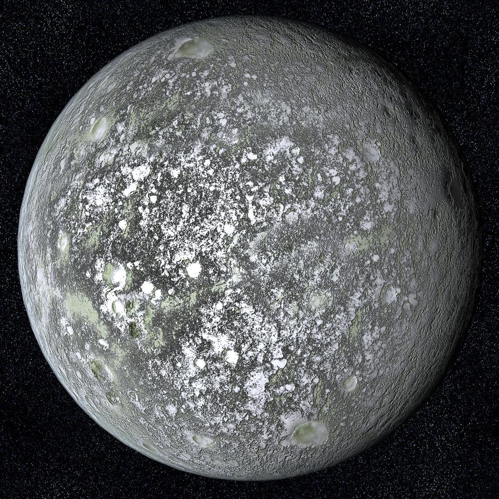 Eris Planet Scientific Discoveries
