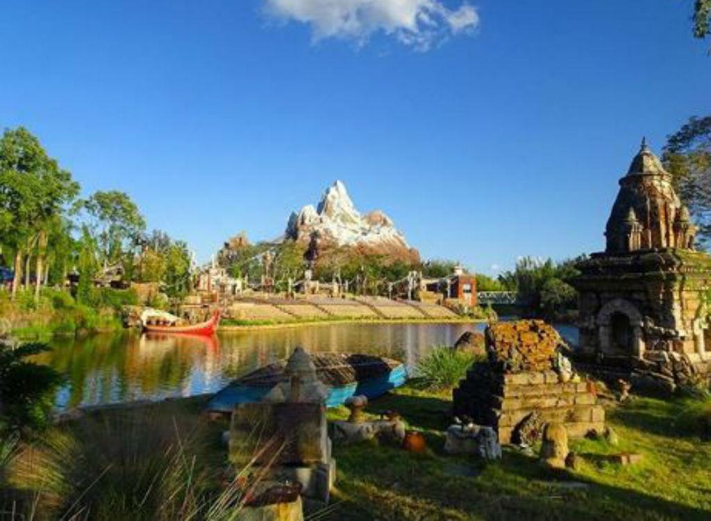 Everest Expedition amusement park