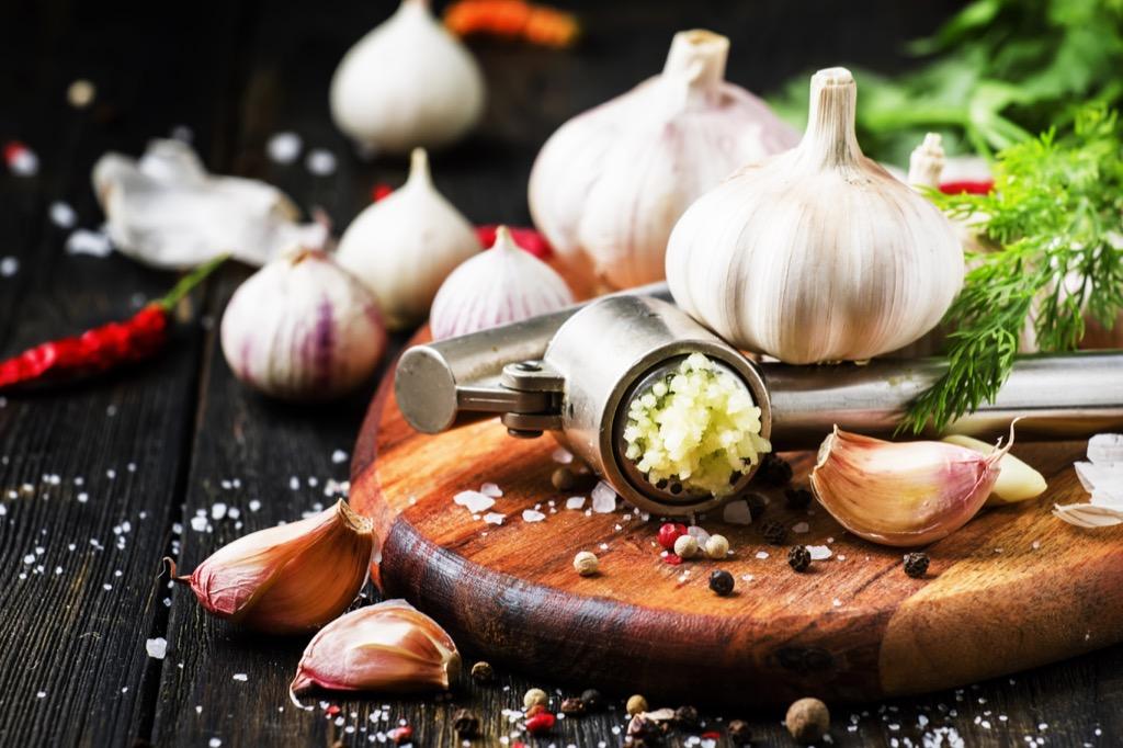 garlic press health tweaks over 40