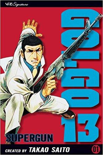 Golgi 13 Best-Selling Comic Books, best comics of all time