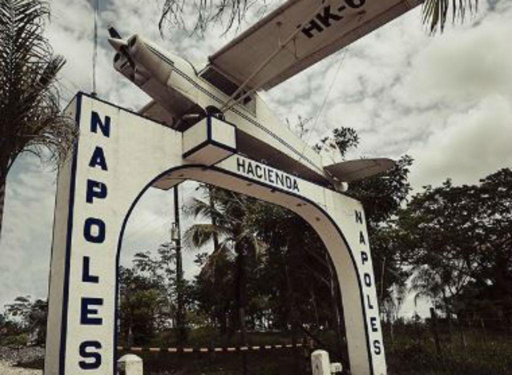 Hacienda Napoles park