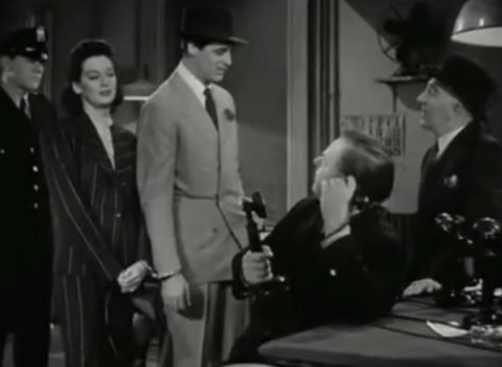 His Girl Friday improvised movie lines