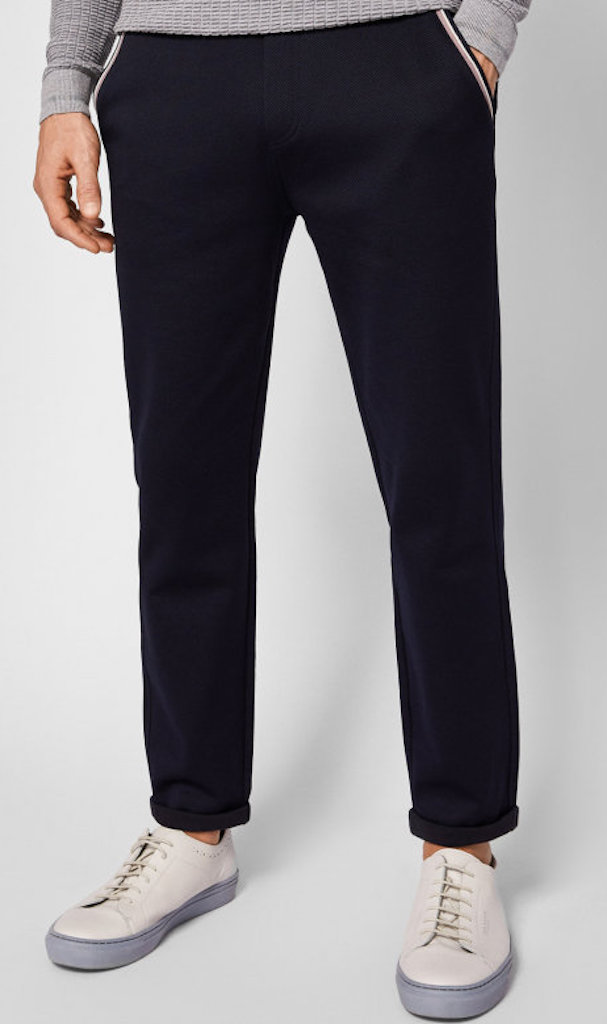 jersey jogger pants ted baker