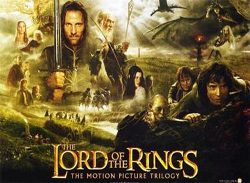Lord of the Rings Fellowship improvised movie lines