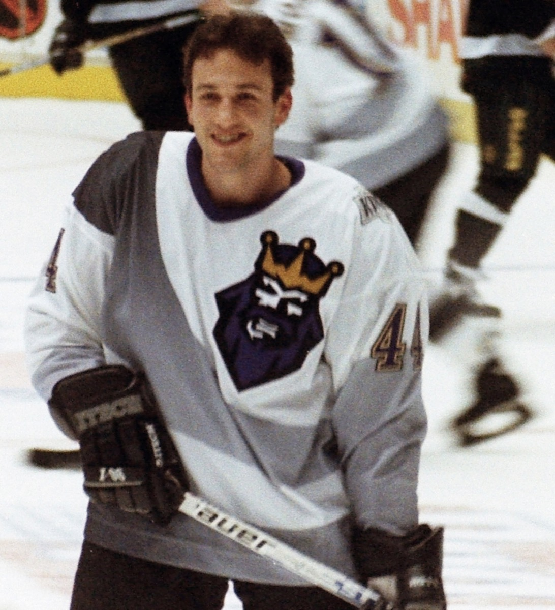 los angeles kings uniform 1996