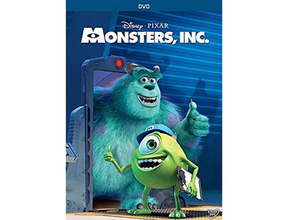 Monsters Inc shocking movie facts