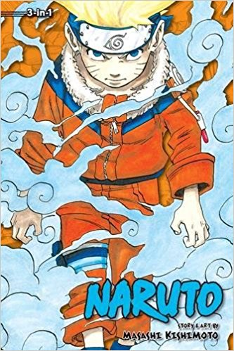 Naruto Best-Selling Comic Books, best comics of all time
