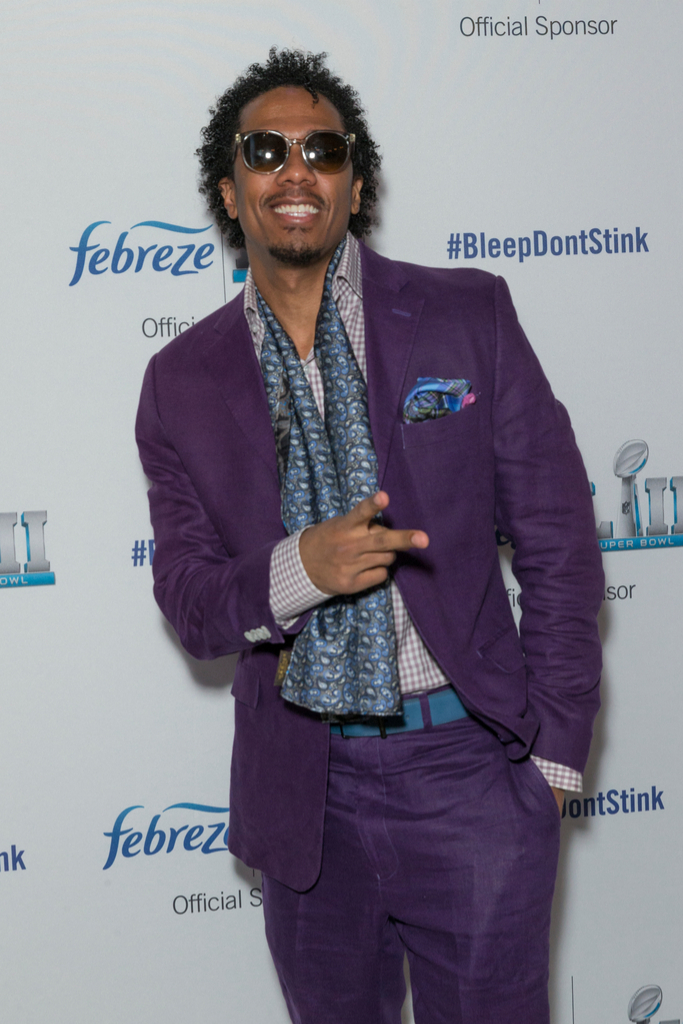 Nick Cannon Comedians