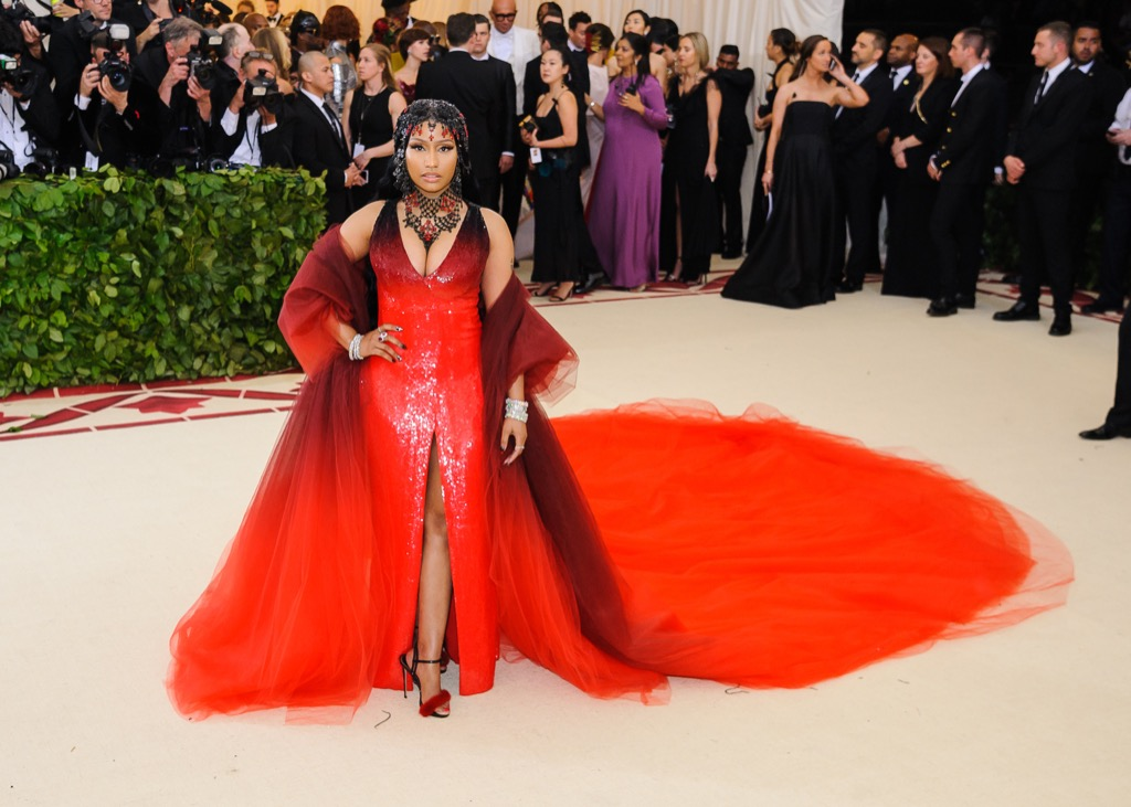 Nicki Minaj Musicians Dying to be Actors