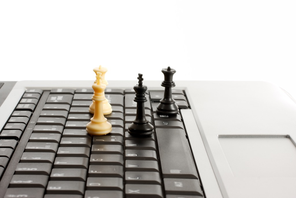 online chess is artificial intelligence