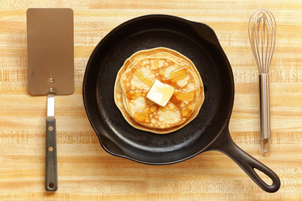 Pancakes in Nebraska