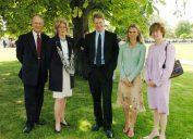 princess diana's family