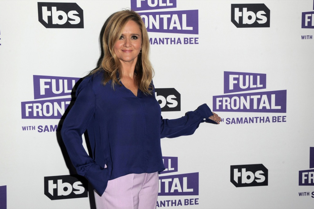 samantha bee funniest pregnancy quotes