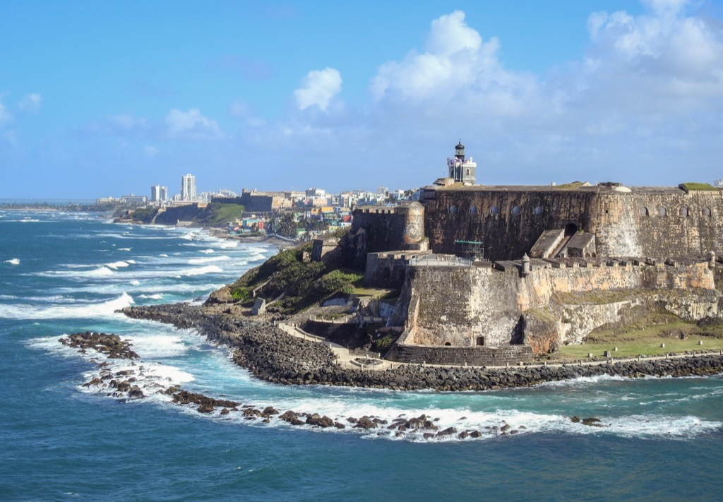 san juan puerto rico countries without clean water