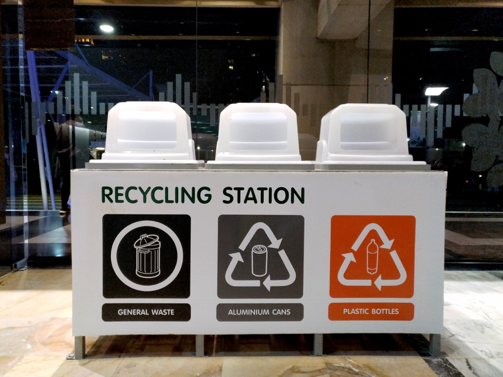 recycling life Changed since 2000s