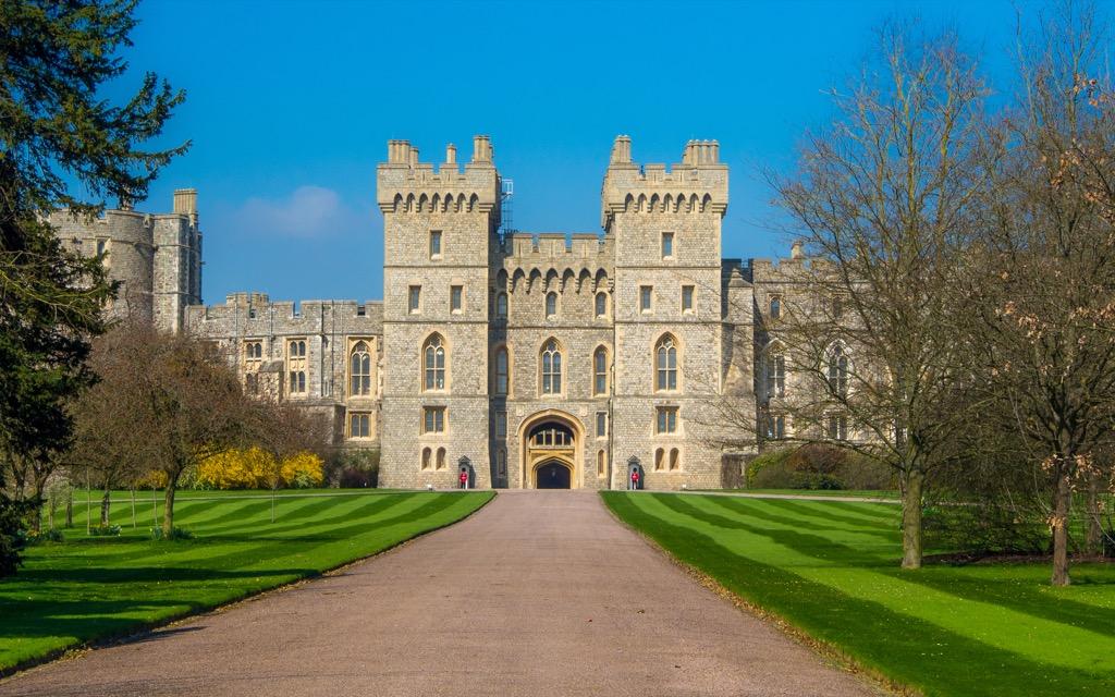 Windsor Castle Wedding Differences