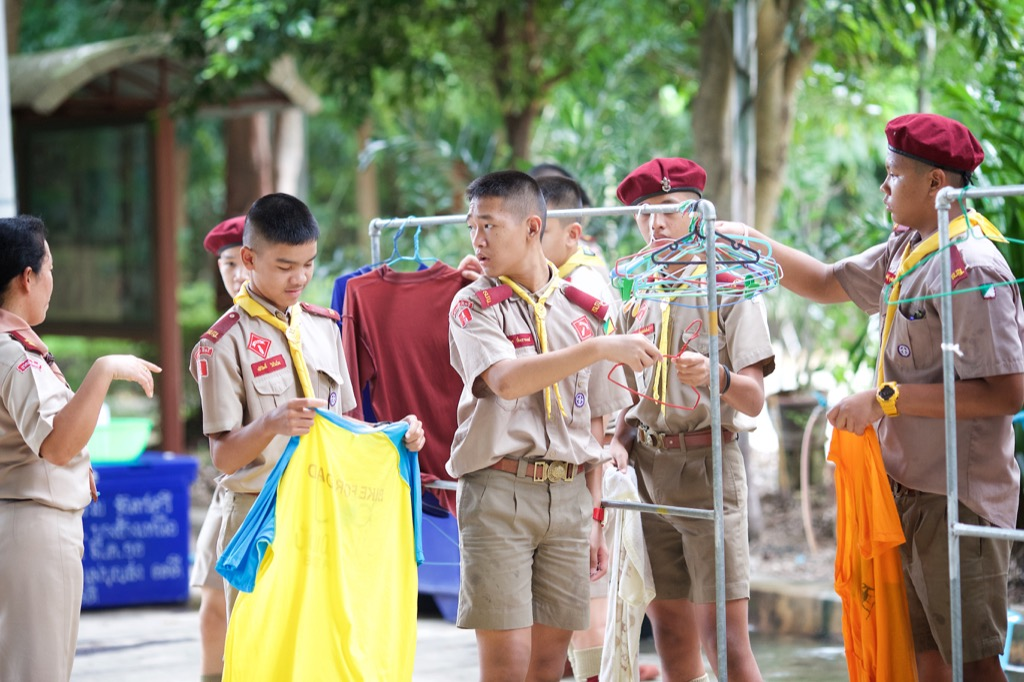 boy scouts Fake American Traditions