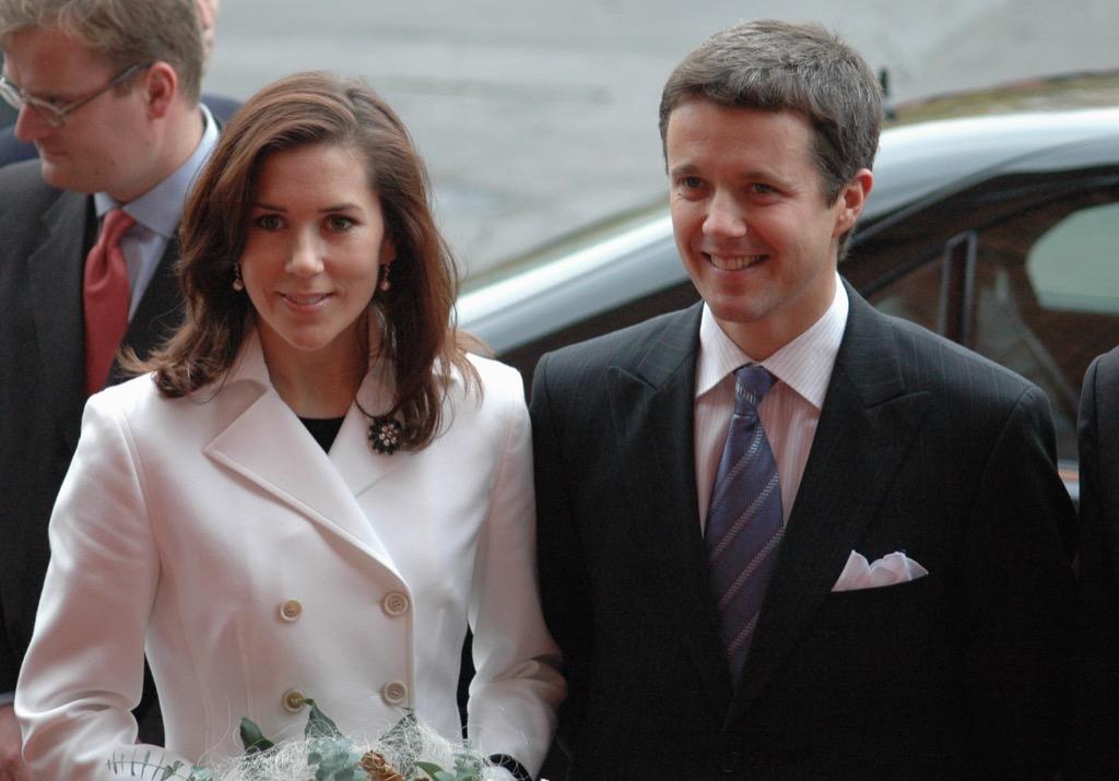 Prince Frederik of Denmark and Mary Donaldson Lavish Royal Weddings
