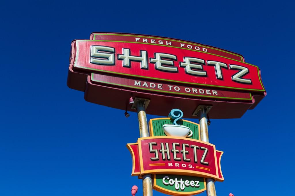 Sheetz Local Favorites