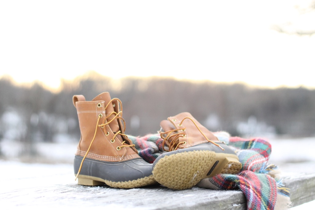 Bean Boots Local favorites