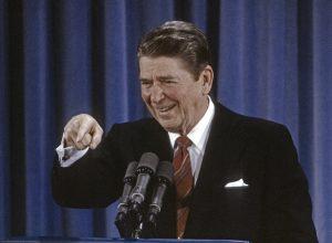 Ronald Reagan Craziest U.S. Presidents