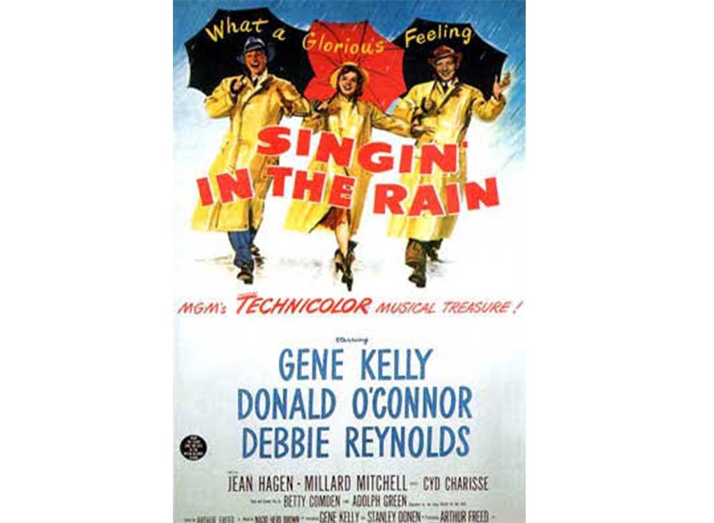 Singin' in the Rain shocking movie facts