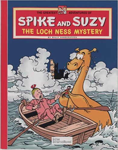Spike and Suzy Best-Selling Comic Books, best comics of all time
