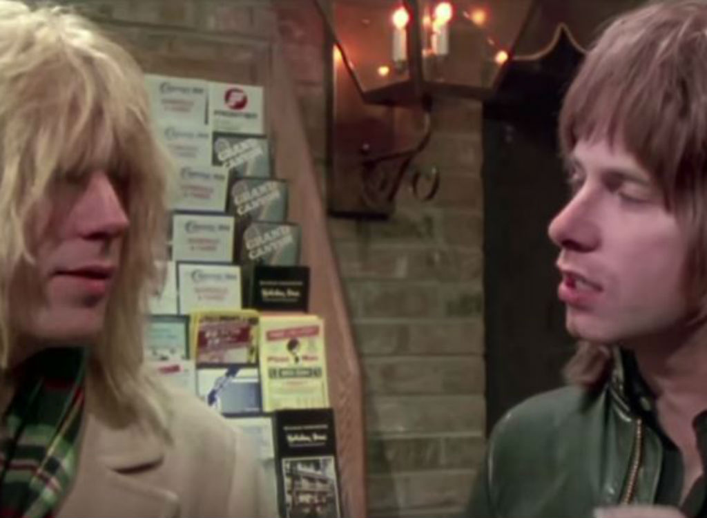 Spinal Tap improvised movie lines
