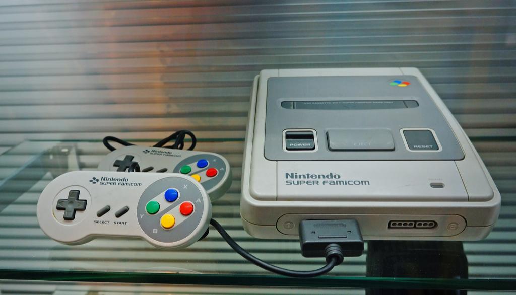 Super Nintendo '90s Jokes