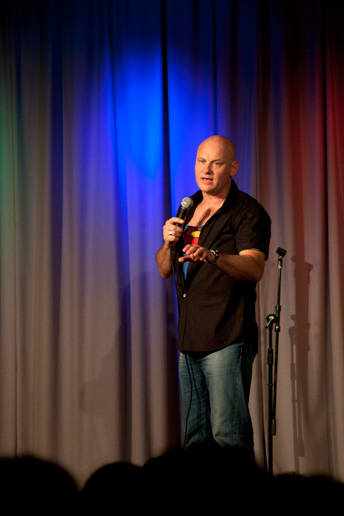 Terry Alderton Comedians