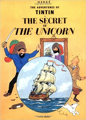 The Adventures of Tin Tin Best-Selling Comic Books, best comics of all time