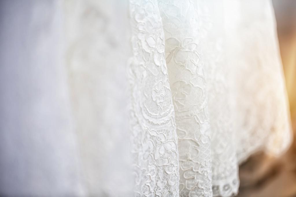 richard quinn wedding dress fabric