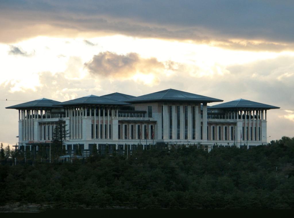 aksaray palace