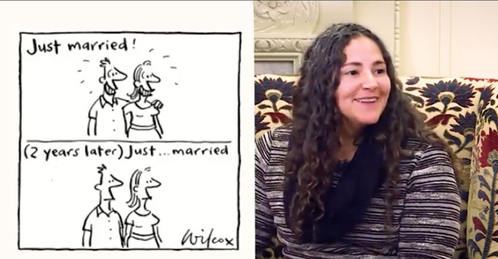 getting married won't make you happy