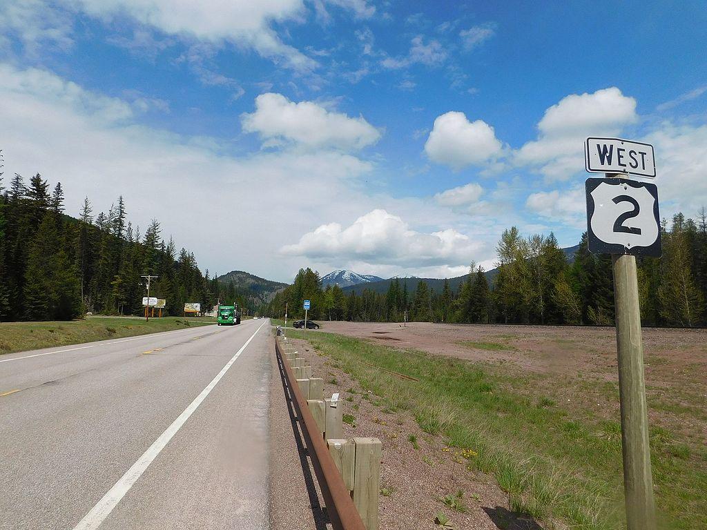 Route 2 dangerous highways