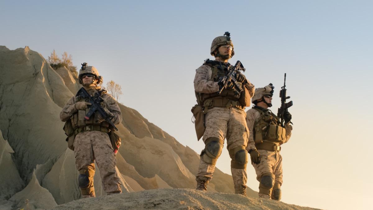 afghanistan army Acronyms