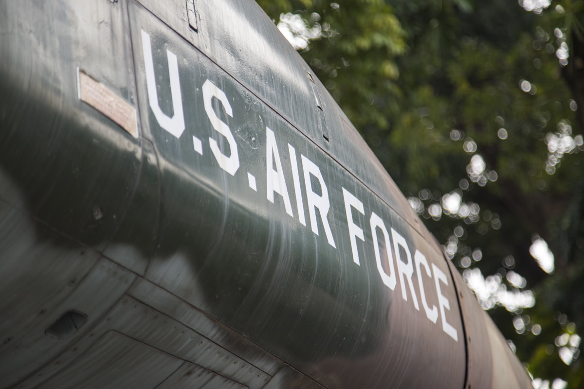 air force, army facts