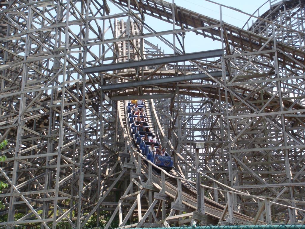alabama roller coaster craziest amusement park rides