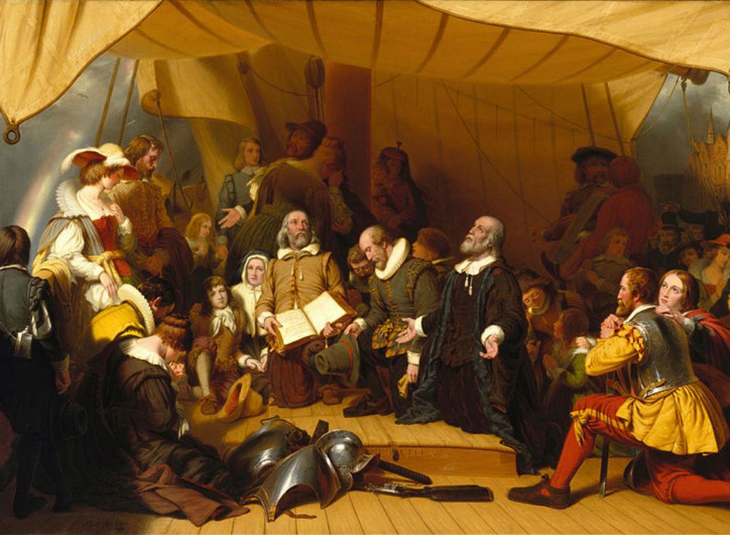 Pilgrims history lessons