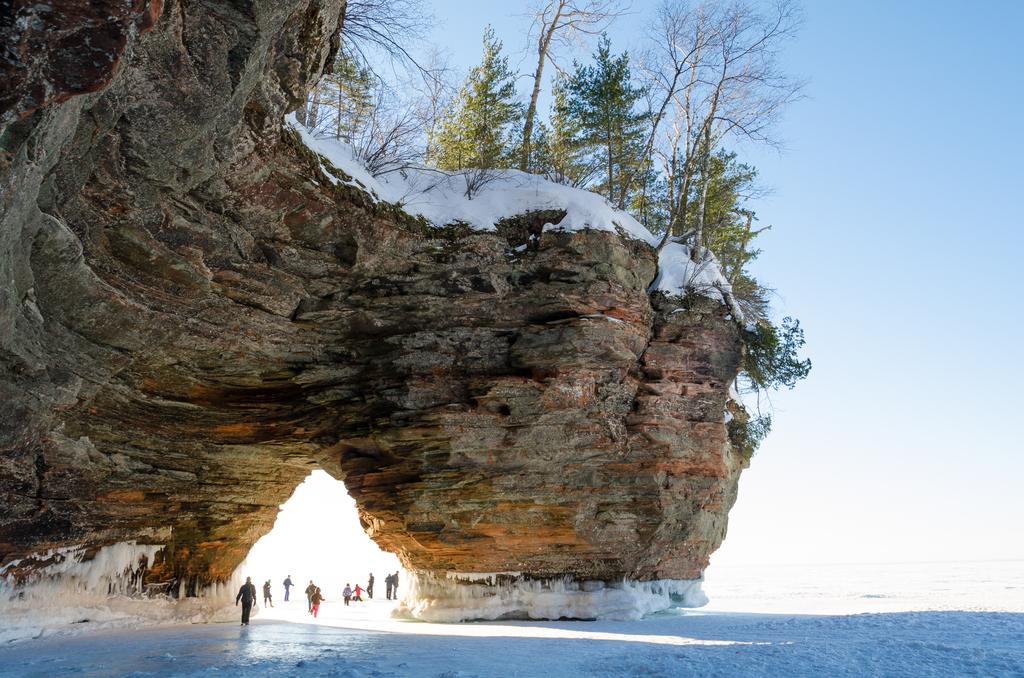 Apostle Islands National Lakeshore wisconsin state natural wonders