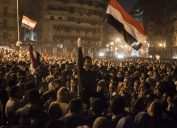 Arab Uprising history