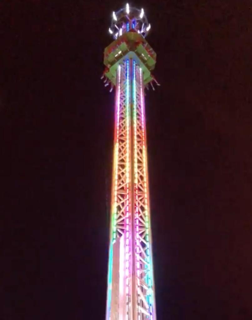 arizona craziest amusement park rides