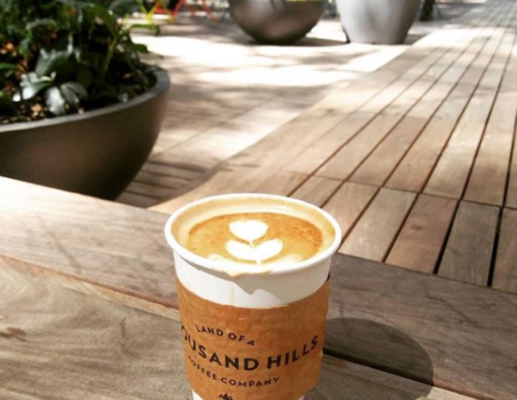 atlanta ga most caffeinated cities