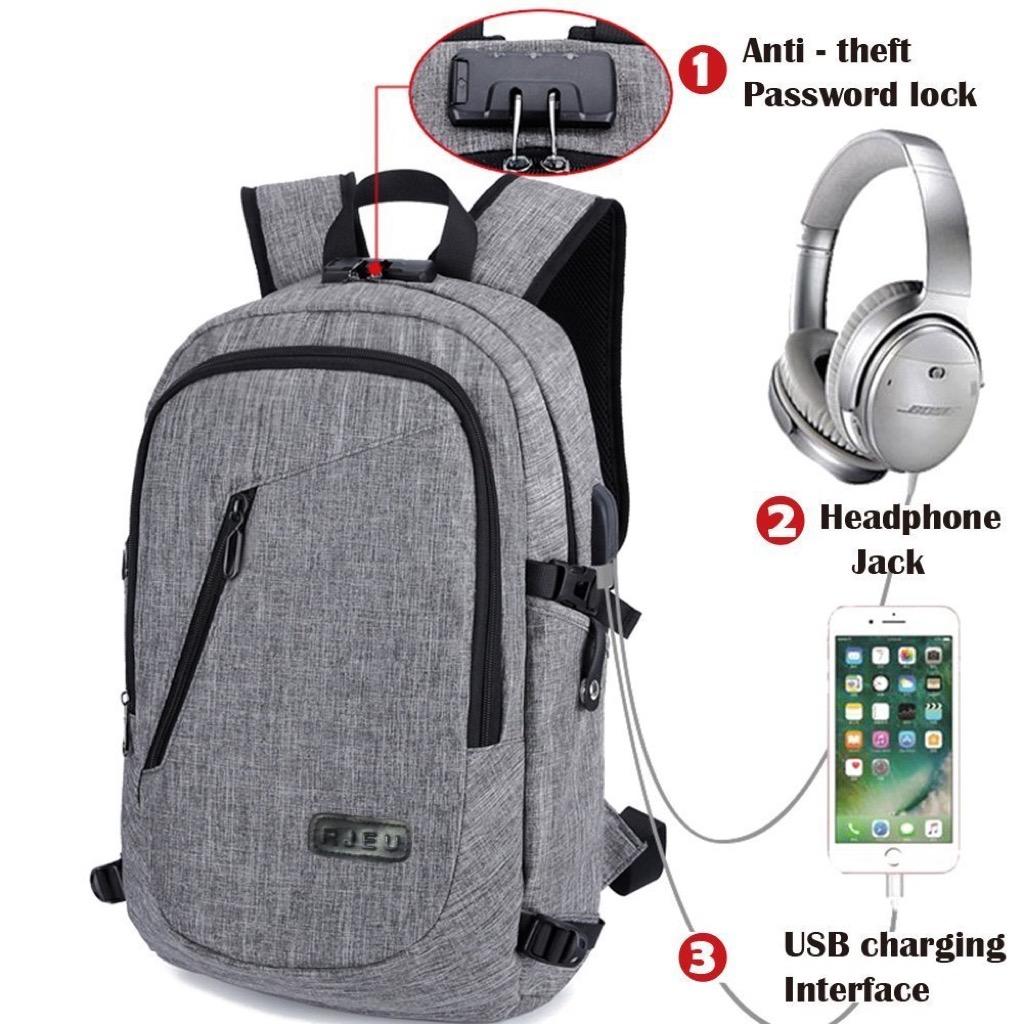 Backpack USB