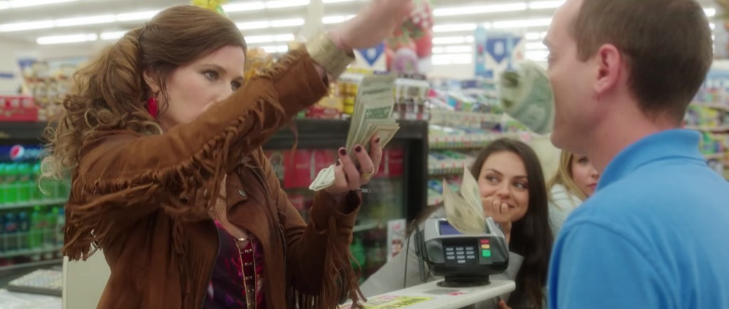 Bad moms no change at grocery store