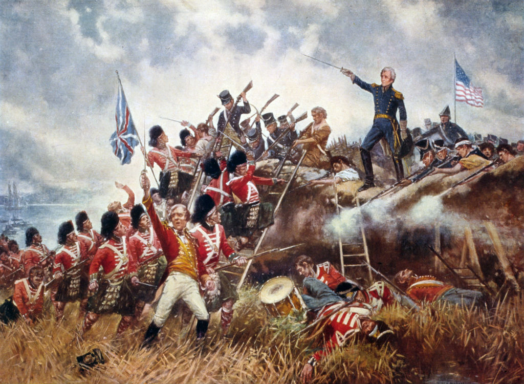 Battle of New Orleans history lessons